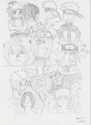 stages naruto and sasuke WIP
