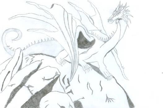 Nero the dragon