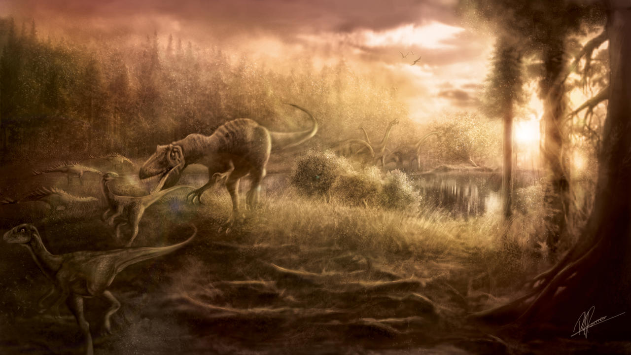 Displaying 17> Images For - Jurassic Landscape...