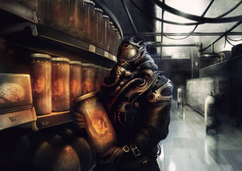 The Biomarket by rodg-art