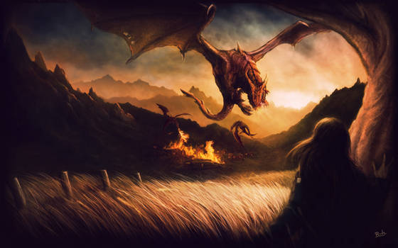 The Dragons War