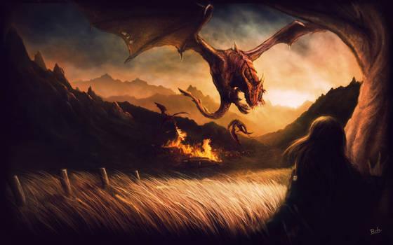 The Dragons War