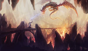 Dragon Nest by rodg-art