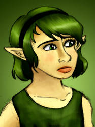 Quickie Saria by TheGeminiSage