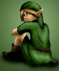 Lil Link by TheGeminiSage