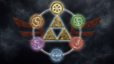 More Triforce by TheGeminiSage