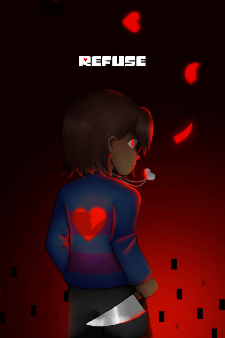 REFUSE Poster