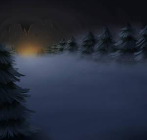 Snowdin Mist