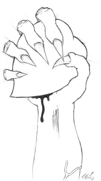 Hand grabbing a heart by ItsRoar on DeviantArtGrabbing Hand Drawing