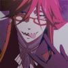Grell Icon by Twilight-Kiyoko