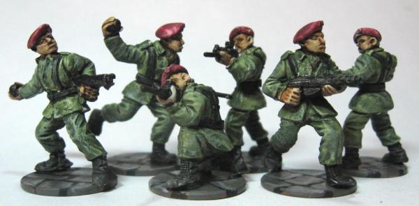 U.N.I.T. Troopers by Spielorjh