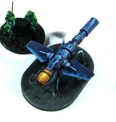 Bluebottle Microjet - sold by Spielorjh