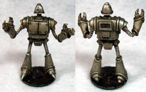 Chronobot - Sold by Spielorjh