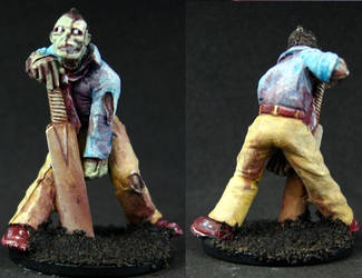 Cricketbat Zombie by Spielorjh