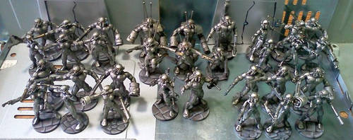 Tobor Assault Platoon