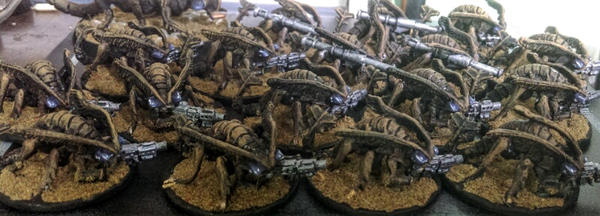 15mm Hhlict soldier bugs by Spielorjh