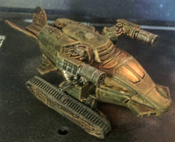 15mm Meerkats:   Light Missile Tank by Spielorjh