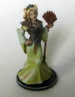 Queen Ileosa by Spielorjh