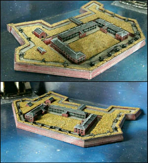 1/900 Fort Moultrie