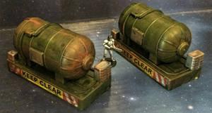 Gaslands - Fuel Tanks