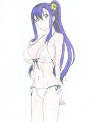Haruko Amaya (Maken-ki!) by Allissei