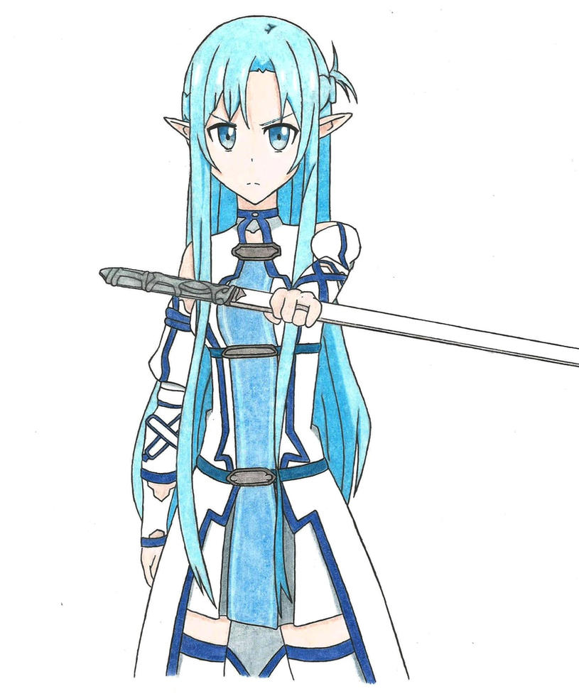 Sword art online wallpaper alfheim asuna