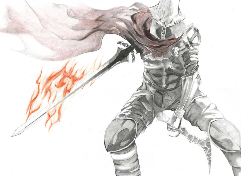 Abyss watchers dark souls 3 by hahc3shadow on deviantart - Watchers dark souls 3 ...