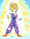 Gohan Super Saiyan 2         (varying :) )