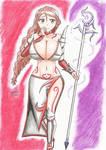 Mylea 3 OC (commission)