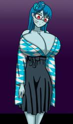Iona Yuguri -Zombie from- (reward)
