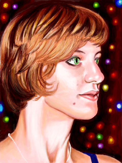 Claire by EclecticNinja