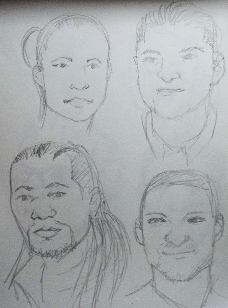 TYT crew 1 by EclecticNinja