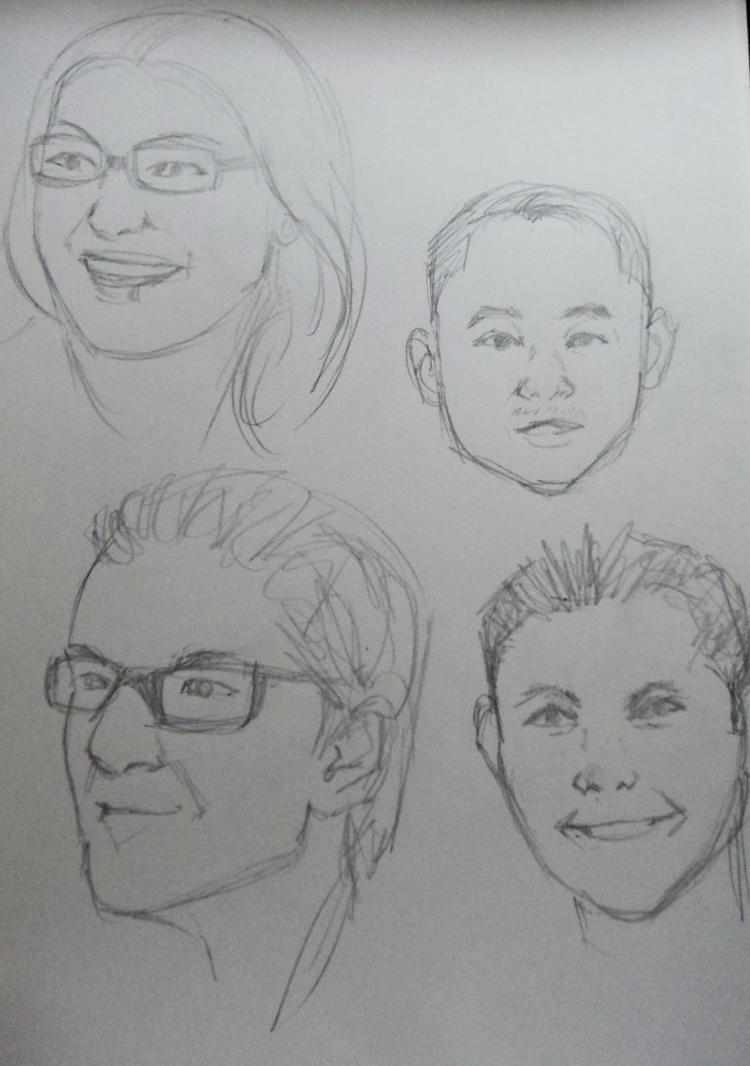 TYT crew 2 by EclecticNinja