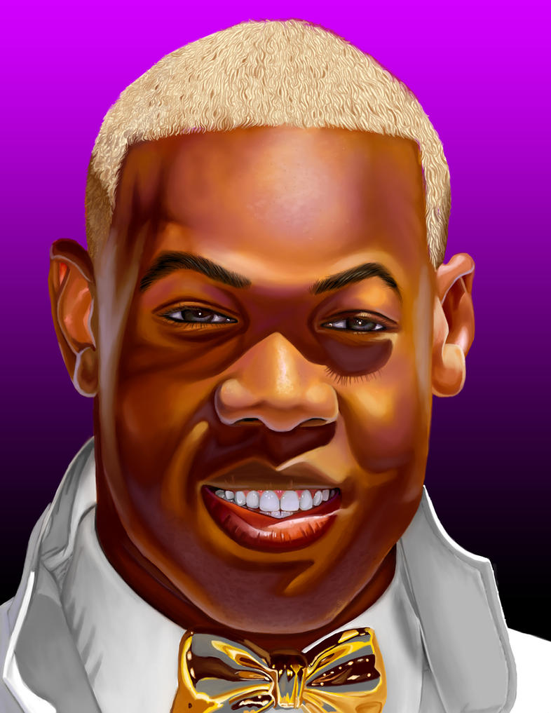 Todrick Hall by EclecticNinja