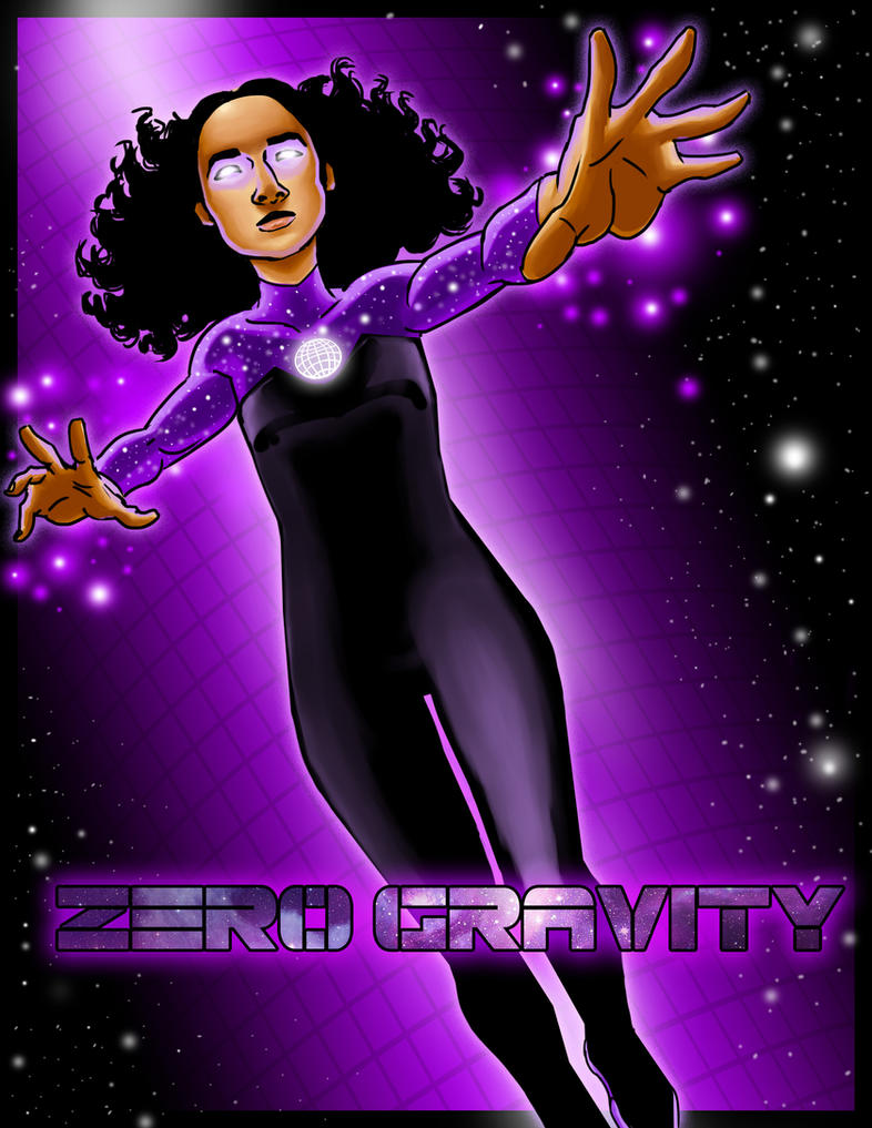 Zero Gravity by EclecticNinja