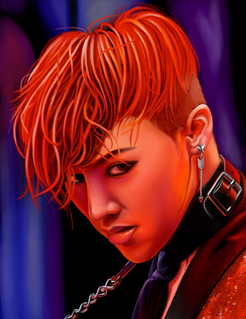 G-Dragon by EclecticNinja
