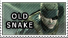 Old Snake Stamp by Itzagual