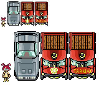 Transformers Titanix first 3 sprites by Plokman626
