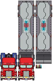 Optimus Prime Titanix ver 2.0 by Plokman626