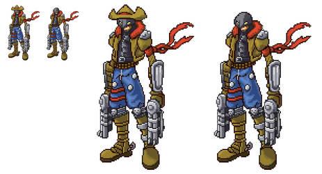 Rangermon