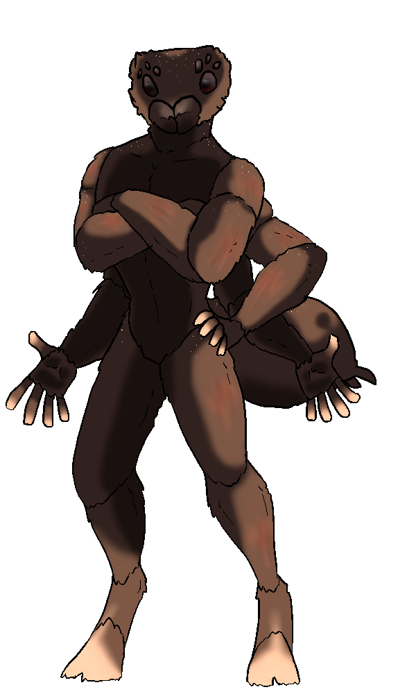 7-legged Spawn