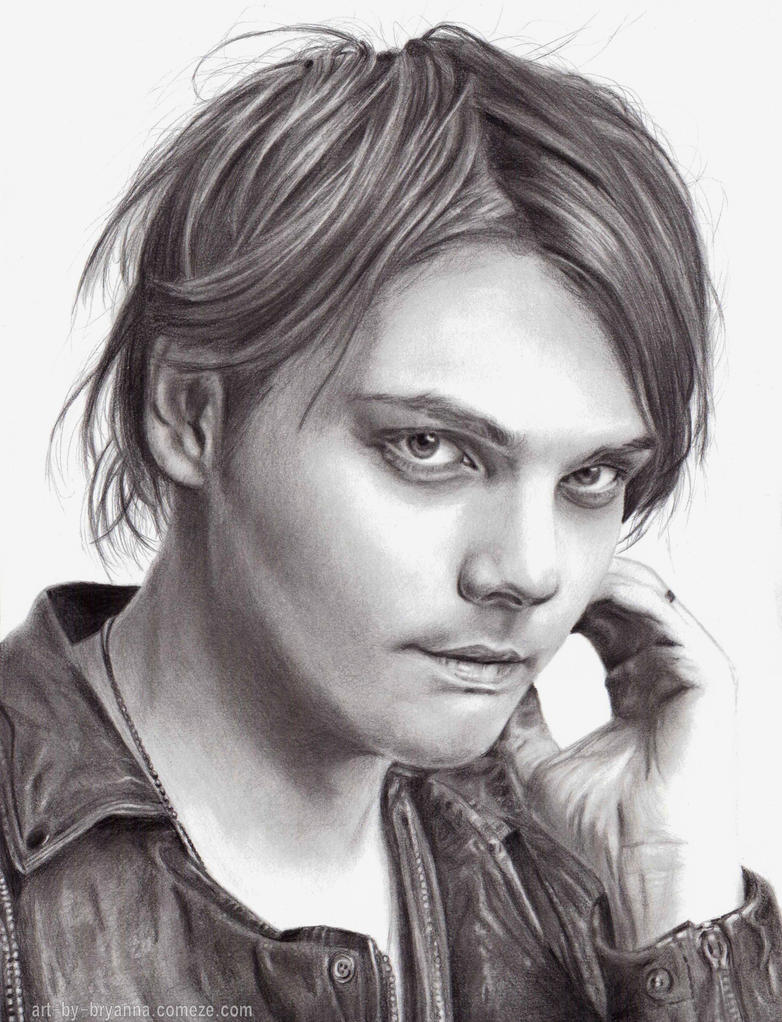 Gerard Way by yib91