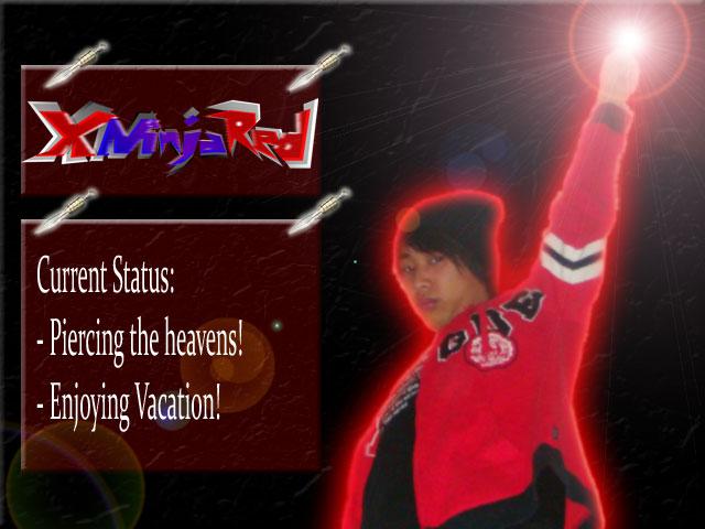 XNinjaRed's Profile Picture