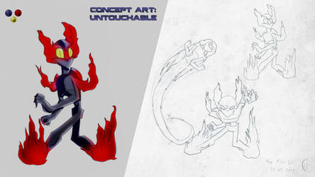 Untouchable Concept Art