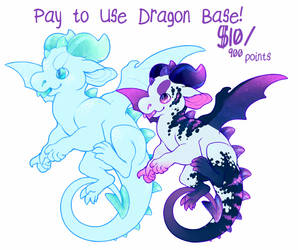 Dragon Base Sale - $10 [or points] by gatorstooth