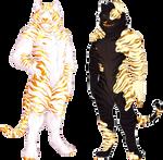 gilded tigers - OTA