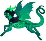[CLOSED] Lich Dragon - Halloween Advent!