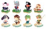 animal crossing adopts - SOLD