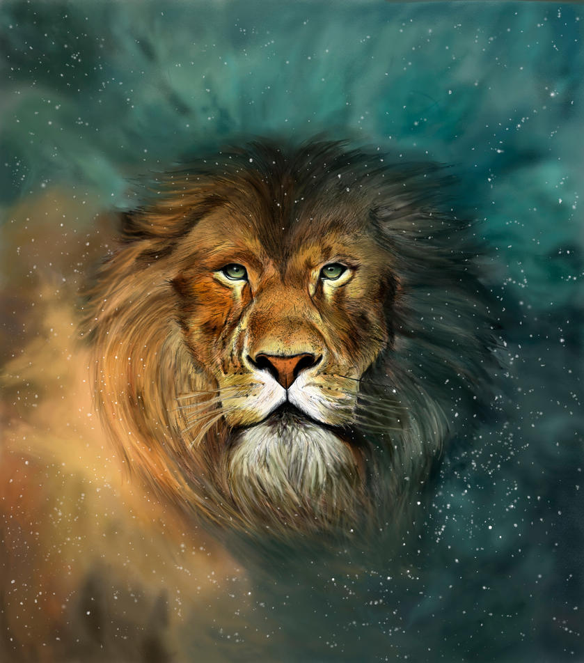Aslan from Narnia finished by KrissKringle on DeviantArt for Narnia Aslan Wallpaper  113lpg