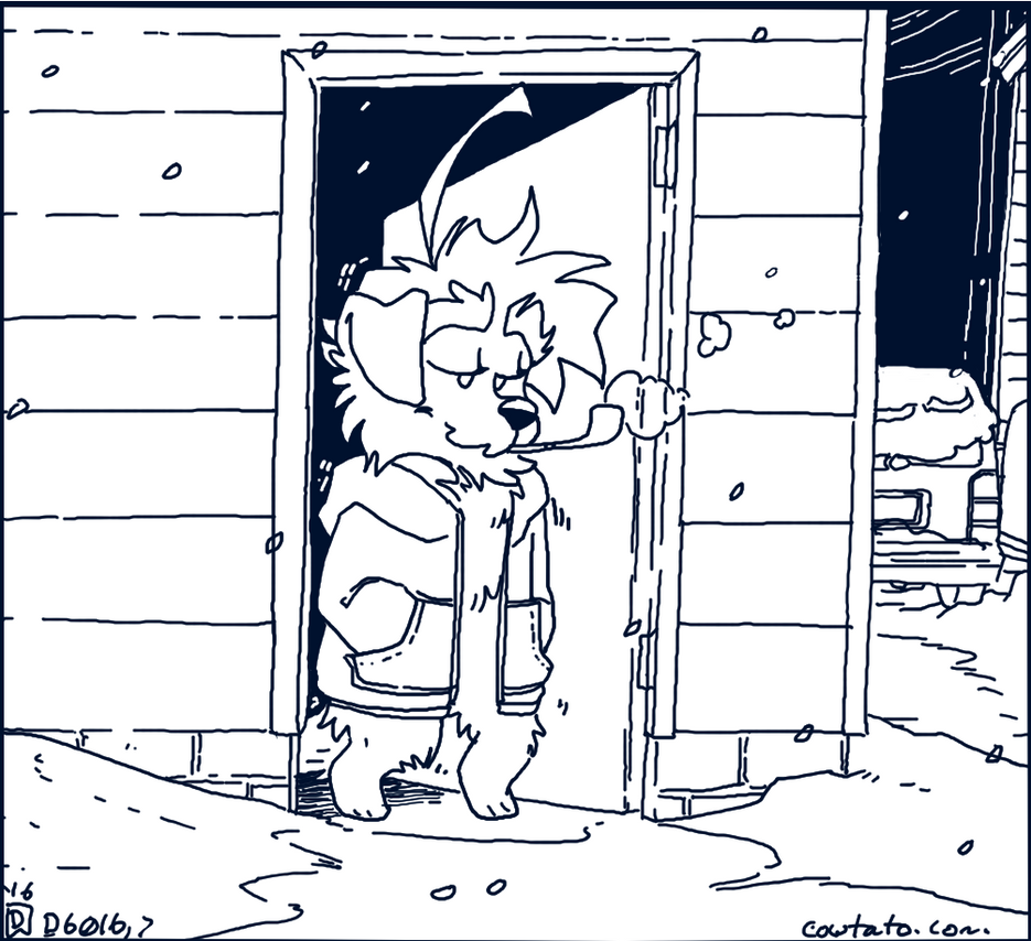 Its cold outside by d6016